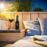 Lieblingsplatz im fjord hotel berlin - deine private Dachterrasse